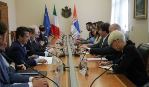 Good anti-corruption cooperation between Serbia and Italy
