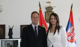 The world Bank continues to assist Serbia's justice sector