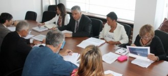 Venice Commission visiting the Ministry of Justice