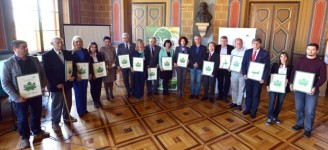 Ministry of Justice awarded the ,,Green Leaf'' acknowledgement